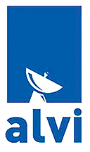 ALVI SATELLITES logo