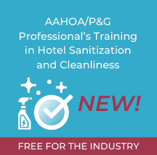 P&G Professional's Training in Hotel Sanitization and Cleanliness