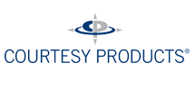 Courtesy Products logo