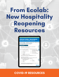 COVID Ecolab Resources