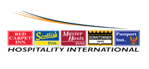 Hospitality International, Inc. logo